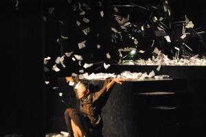 Minako Seki - photo credit: Enrico Chizzotti Theatre: Espace Torino